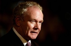 McGuinness to inherit Adams' old British title under SF reorganisation