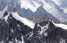 Mont Blanc glacier close to collapse, warn Italian authorities