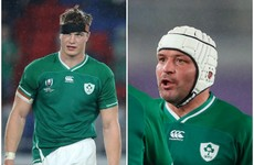 Analysis: Van der Flier and tireless captain Best top Ireland's ruck charts