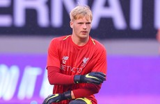 Irish U21 goalkeeper Caoimhin Kelleher handed Liverpool first-team debut by Jurgen Klopp