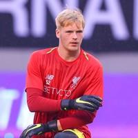 Irish U21 goalkeeper Caoimhin Kelleher handed Liverpool first-team debut by Jurgen Klopp