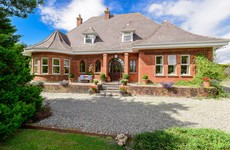 Charming redbrick on 36 acres of lush greenery - yours for €1m