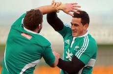 Bowe believes in Ireland upset