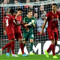 Teenage defender on target, as Liverpool progress in League Cup