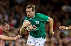 Jack Carty starts at 10 for Ireland as Kearney and Earls make returns