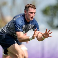 Ireland confident that 'calm' Jack Carty will step up against Japan