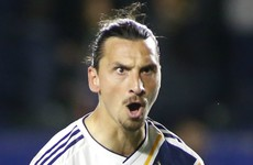 Zlatan Ibrahimovic goal helps LA Galaxy clinch play-off spot