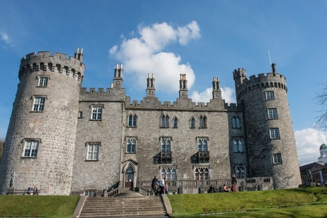 Kilkenny Castle topped the list for most visitors.