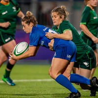 Grace Miller among 10 uncapped women in Ireland training squad