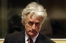 Karadzic asks judges to dismiss his genocide case