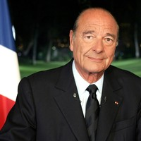 'A great friend of Ireland': Jacques Chirac, former French president, dies aged 86