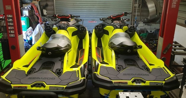 CAB seizes two jet skis, Rolex watches and mini phones in organised crime raids