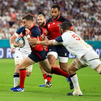 Corkman Quill red-carded as England overpower USA