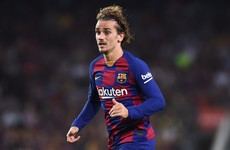 Barcelona fined paltry €300 after being found guilty of tapping up Griezmann