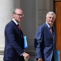 Coveney warns that 'time is running out' after Brexit meeting with Barnier