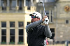 Walters cards nine-under to hit the front in Alfred Dunhill Links Championship
