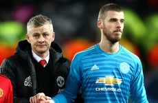 'We will fight for Solskjaer to the death': De Gea backs under-fire Man United boss