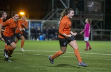 Cork striker on target as Glasgow City storm into Champions League last 16