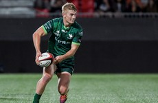21-year-old Fitzgerald at 10, Marmion and Dillane held in reserve for Connacht's visit to Scarlets