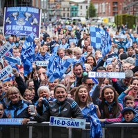 1,000 free tickets to be released for joint reception for Dublin's All-Ireland champions