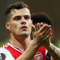 Emery confirms Xhaka as permanent Arsenal captain following player vote