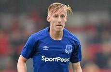 Everton explain why ex-Ireland U21 midfielder has returned to the club despite being released