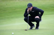 McIlroy climbs into contention at Alfred Dunhill Links Championship