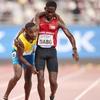 Watch: Outstanding show of sportsmanship at World Championships