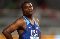 Christian Coleman sends early 100m message to rivals