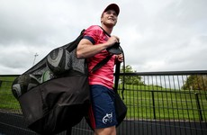 Bleyendaal ready to step up and lead from the front in Munster red