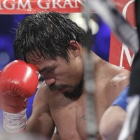 Here's the conspiracy theory on why Manny Pacquiao lost on Saturday night