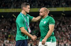 Another dismal day for Ireland at the World Cup as Schmidt's side crumble