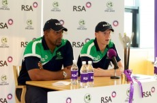 Phil Simmons names 13-man squad to take on the Aussies in Belfast