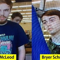 Canada manhunt suspects made videos confessing to murders but no motive found