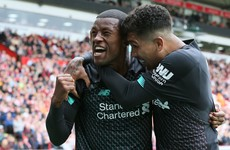 Goalkeeping howler sees below-par Liverpool edge Sheffield United