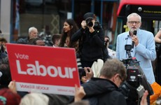 Labour's priority is to prevent no-deal Brexit before seeking general election, Corbyn says