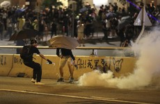 Tear gas and bricks: Renewed clashes as Hong Kong marks five years since Umbrella protests