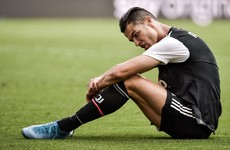Ronaldo scores upon return from injury scare to help Juventus past SPAL