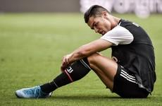 Ronaldo scores upon return from injury scare to help Juventus past SPAL