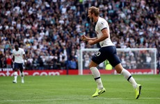10-man Tottenham overcome Southampton despite Lloris error