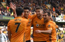 Ireland's Doherty on target for Wolves, Hourihane returns for Villa