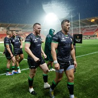 Connacht's Pro14 campaign off to disappointing start with defeat to Scarlets