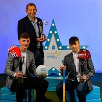 Conor Corbett and Seán McDonagh named Minor Footballer and Hurler of the Year