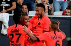 Mbappe returns to inspire Neymar and PSG to victory