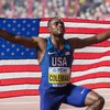Coleman beats Gatlin to secure 100m gold at World Athletics Championships