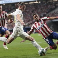Benzema comes close for Real but Madrid derby ends all square at Wanda Metropolitano
