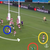 Analysis: How Ireland gave up a 12-3 lead to be shocked by Japan
