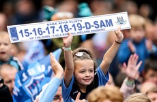 PHOTOS: Thousands of fans turn out to celebrate homecoming for Dublin GAA winners