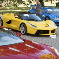 Supercars auctioned for €24.7m after being seized from African leader's son