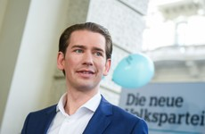 Conservative Sebastian Kurz on track to retake power in Austrian snap election